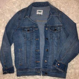 Old Navy jean jacket!